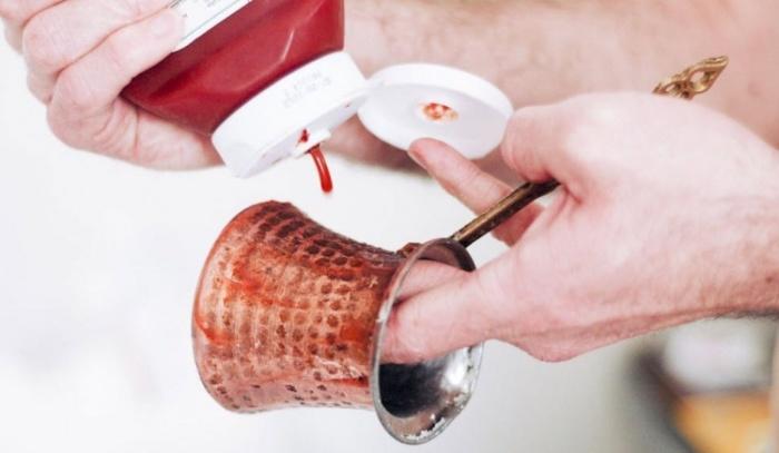 Интересная смесь для полировки кастрюль. /Фото: foodbay.com
