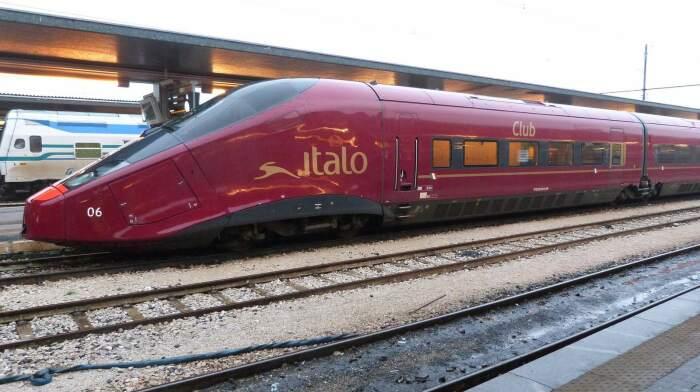 Поезда Avelia AGV в Италии. /Фото: woondu.com