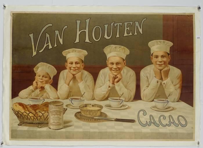 В XVIII столетии популярный десерт уже мог попробовать каждый, кто не был беден. /Фото: encheres-nantes-labaule.com