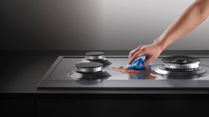В арсенале хозяйственных людей обязательно должно быть несколько способов чистки плиты. /Фото: tehznatok.com