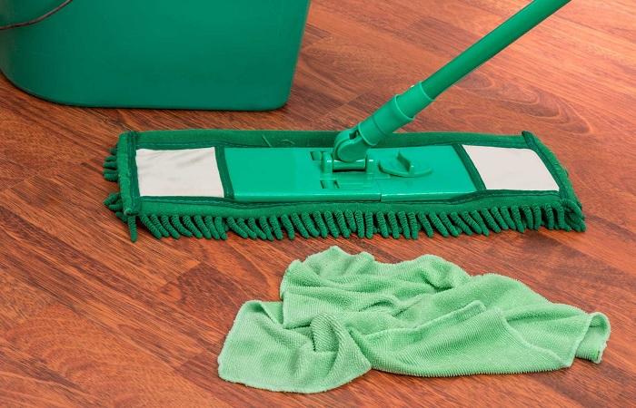 С любыми загрязнениями можно справиться натуральными средствами, без химии. /Фото: derwentliving.com
