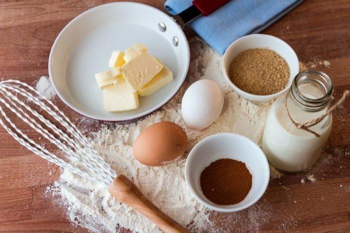 Яйца очень сложно заменить, но все-таки возможно. /Фото: milkalliance.com.ua