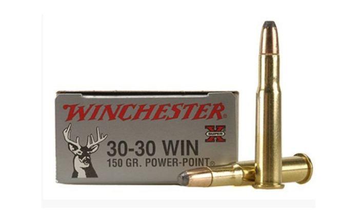 Патрон 30-30 Winchester. /Фото: tabancavetufek.com