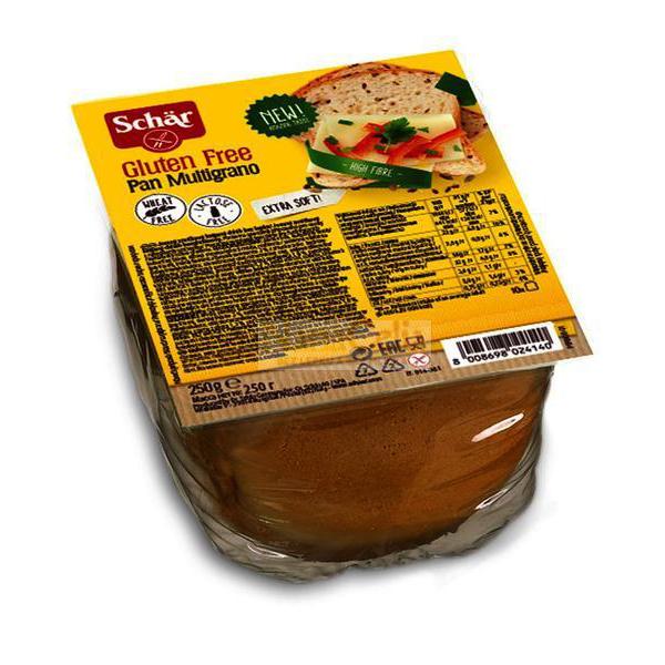 Хлеб без глютена. /Фото: bioveld.com.ua