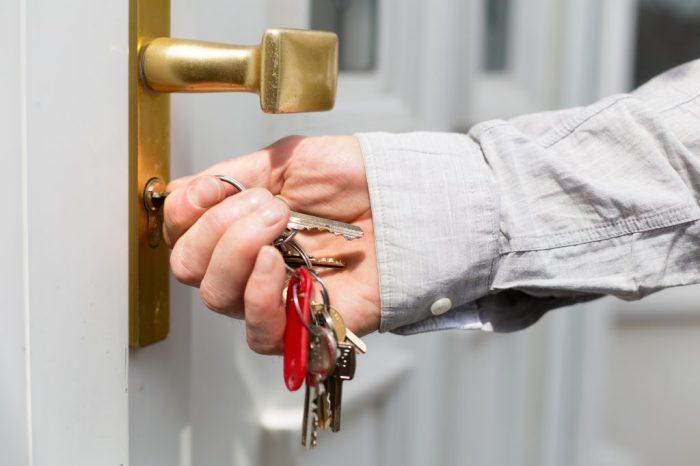Ключи скоро станут неактуальны. /Фото: wsepropertyservicesltd.co.uk