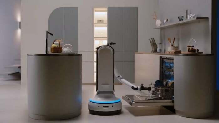Робот Koda может заменить собаку-поводыря и компаньона для детей. /Фото: yankodesign.com