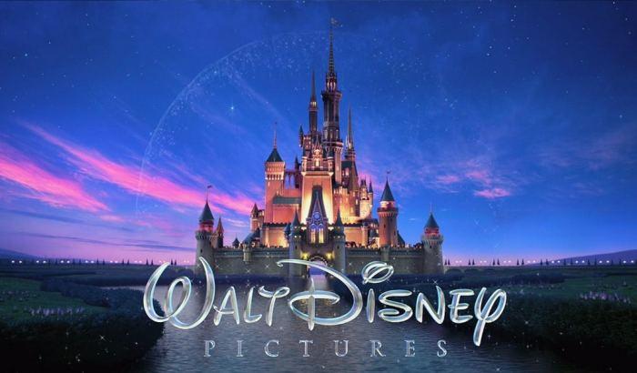 Логотип пронизан той же волшебной атмосферой, которую создают мультфильмы Диснея. /Фото: turbologo.com