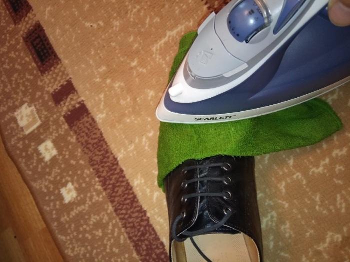 Оригинальное средство для обновления кроссовок и другой обуви. /Фото: hornews.com