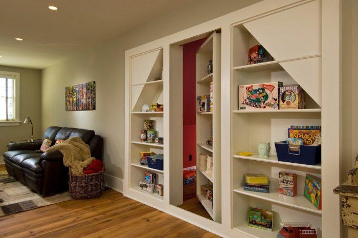Любые родители способны добавить немного магии в жизнь своего ребенка. /Фото: stylehomepark.com