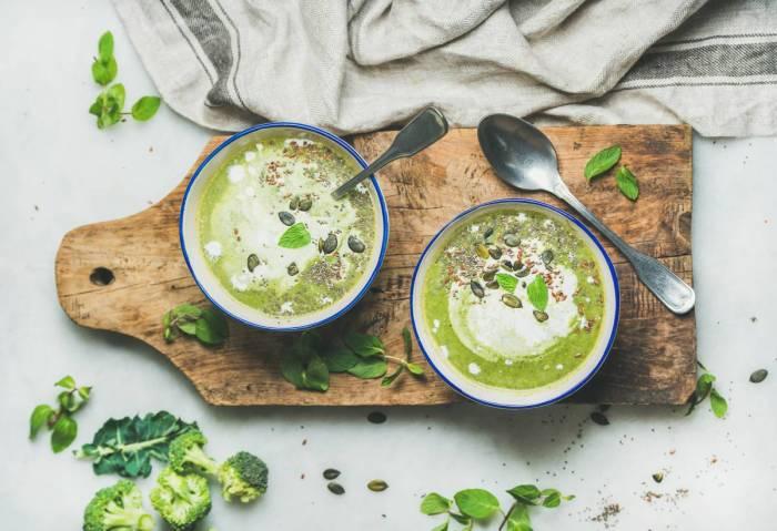 Оформление блюда — один из важнейших этапов готовки. /Фото: spar.pl