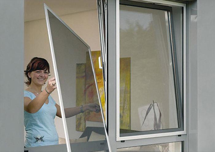 Борьба с вредными насекомыми, которые стараются проникнуть в дом. /Фото: yarnews.net