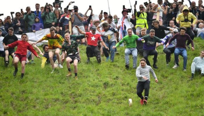 Увлекательное соревнование с неплохим призом. /Фото: mk-london.co.uk