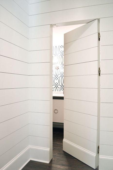 Неожиданное и элегантное решение для любого дома. /Фото: i.pinimg.com
