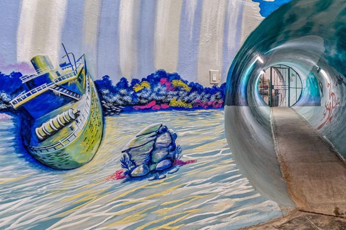 Создатели проекта явно неравнодушны к морской тематике. /Фото: media2.s-nbcnews.com