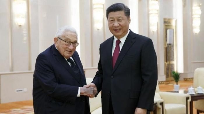 Генри Киссинджер по достоинству оценил утку по-пекински. /Фото: thehill.com