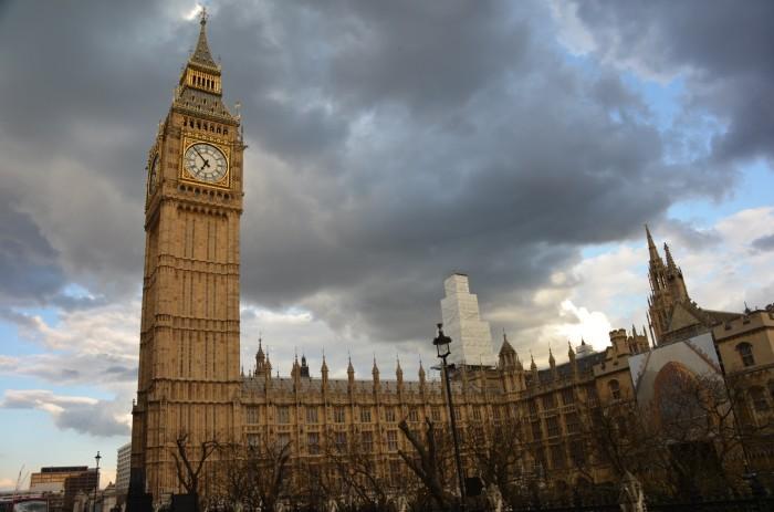 Англия – страна туманов, в Биг-Бен – ее символ. /Фото: 3pulse.com