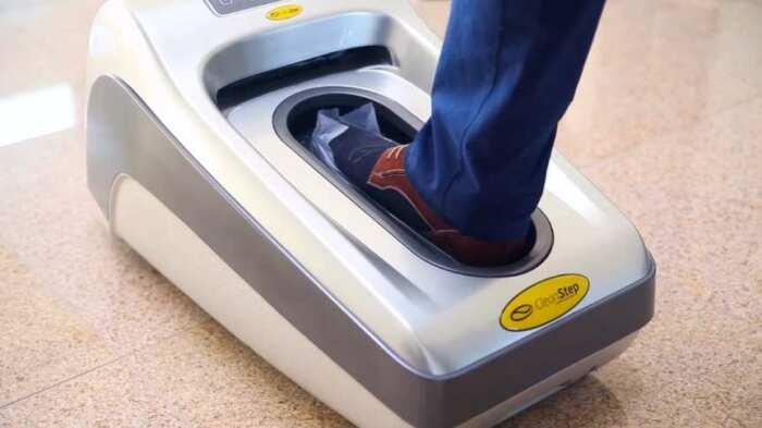 Удивительное изобретение, которое пригодится в общественных учреждениях. /Фото: siamagazin.com