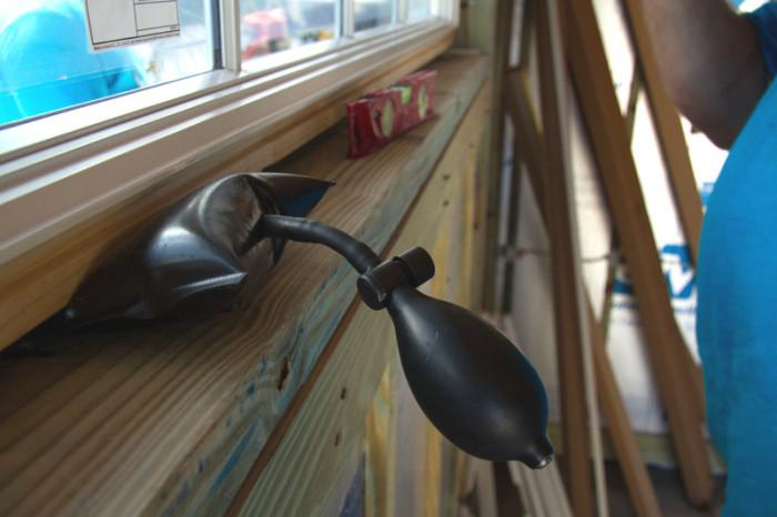 Полезное изобретение для решения множества задач. /Фото: budtex.com.ua