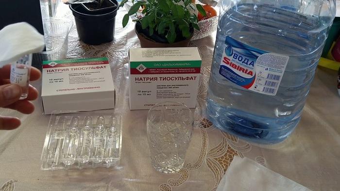 Аптечное средство также способно помочь в решении распространенной проблемы. /Фото: i.ytimg.com