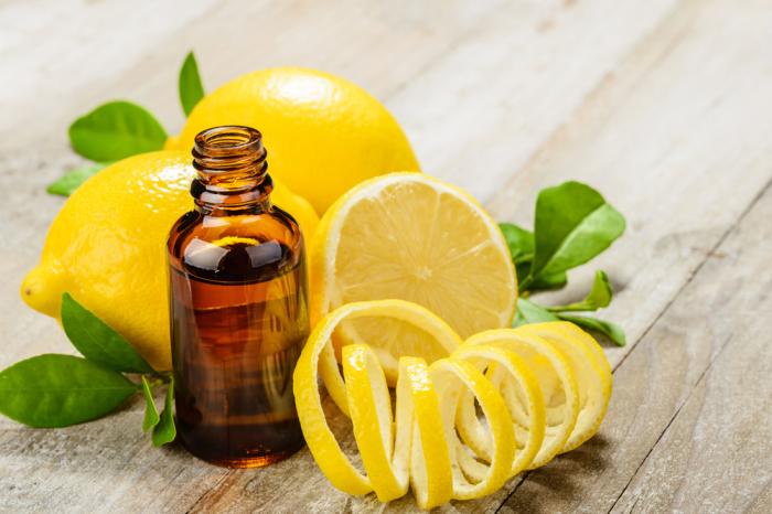 Масло лимона. /Фото: oilhealthbenefits.com