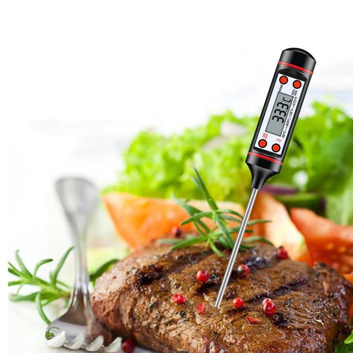 Кухонный термометр поможет освоить кулинарное искусство. /Фото: ae01.alicdn.com