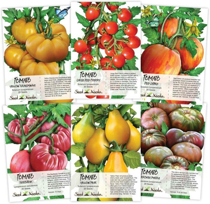Так трудно удержаться от соблазна посадить побольше разных сортов. /Фото: images-na.ssl-images-amazon.com
