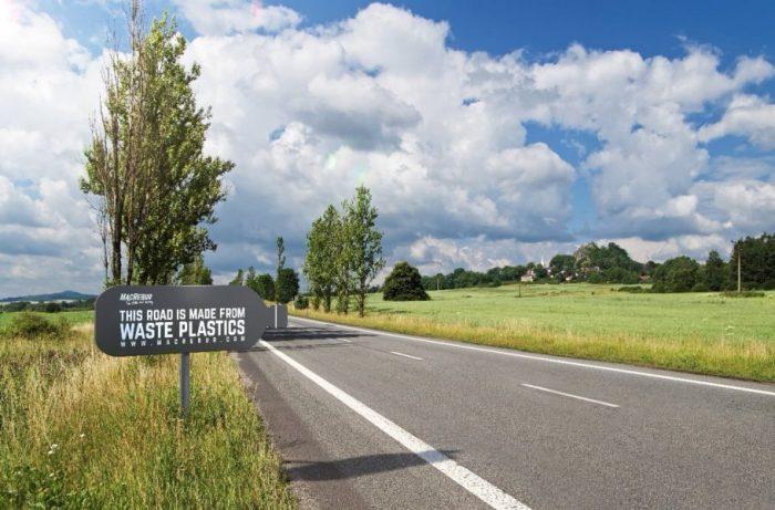 Пластиковые дороги существуют. /Фото: lifeandsoulmagazine.files.wordpress.com