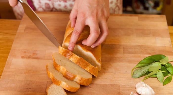 Никаких крошек и поломанного хлеба. /Фото: vesma.today