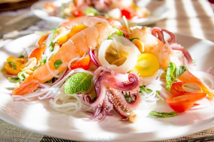 Морепродукты благоприятно влияют на здоровье и продолжительность жизни. /Фото: tsv.ks.ua