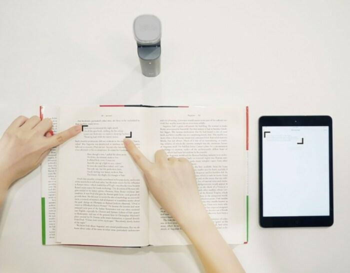 Googstick «связывает» бумажный носитель информации с электронным устройством. /Фото: i2.wp.com