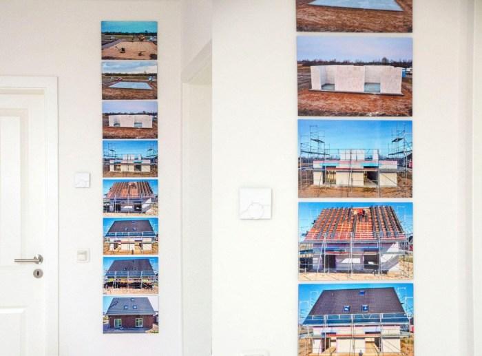 Неплохая идея для оформления дверных проемов гостиной или прихожей. /Фото: modern.hausplanen.club