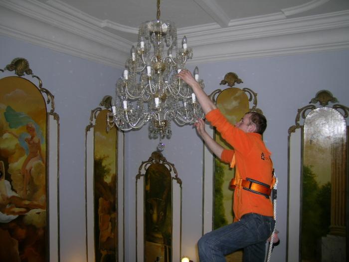 Убрать все вещи, представляющие ценность. /Фото: uborka-irkutsk.ru