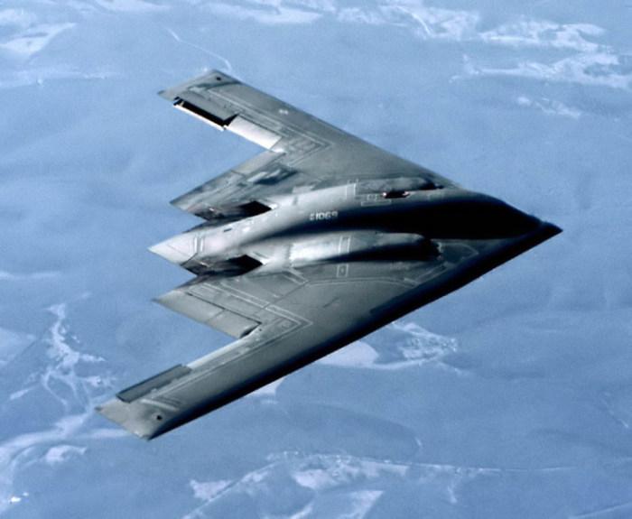 B-2 Spirit. /Фото: isogloss.files.wordpress.com