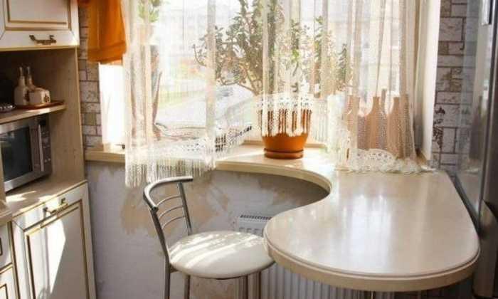 Простое решение для обновления интерьера. /Фото: kitchenguide.su