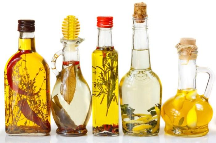 Ароматизированные масла делают блюда без соли более интересными на вкус. /Фото: i1.wp.com