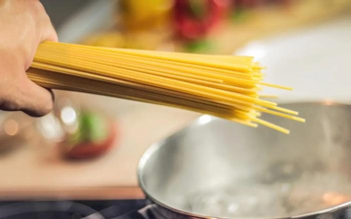 Правильно варить спагетти тоже надо уметь. /Фото: casalcozinha.com.br
