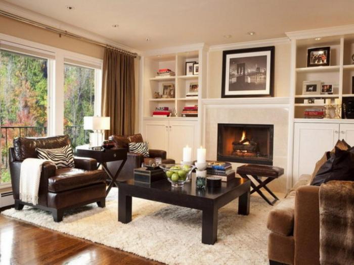 Любую мебель в интерьере можно сделать достаточно современной. /Фото: northridgecountryclub.net