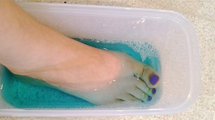 Побалуйте ноги вечером. /Фото: images.boredomfiles.com