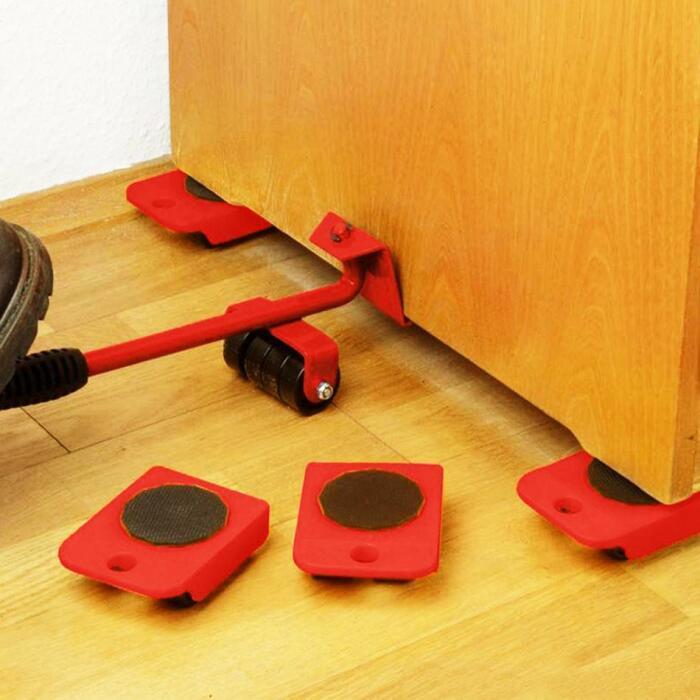 Очень удобное изобретение, которое поможет убраться даже в самых труднодоступных уголках квартиры. /Фото: my-test-11.slatic.net