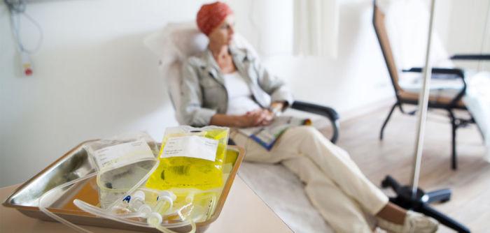 Химиотерапия – изнурительный метод лечения. /Фото: file1.grazia.fr