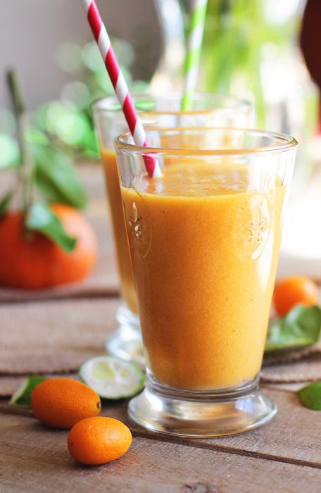 Апельсиновое настроение для бодрости духа. /Фото: aynmark.com
