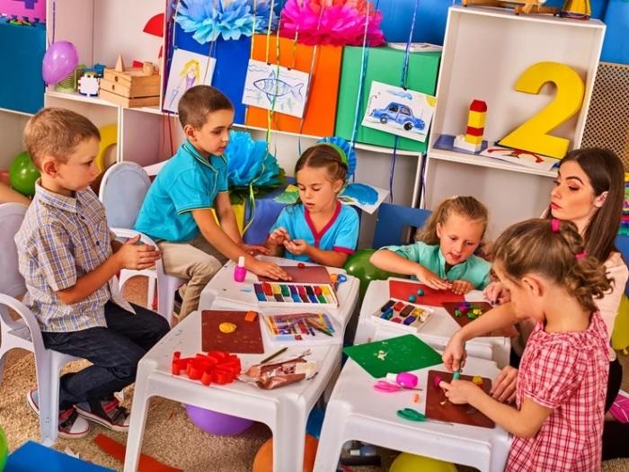 Понятие «детский сад» говорит о том, что дети – цветы жизни. /Фото: ocdn.eu