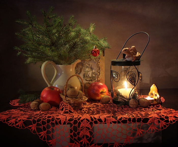 Для Нового года — мандарины, для Дня всех влюбленных — запах шоколада, на 8-е марта — аромат цветов. /Фото: s1.1zoom.me