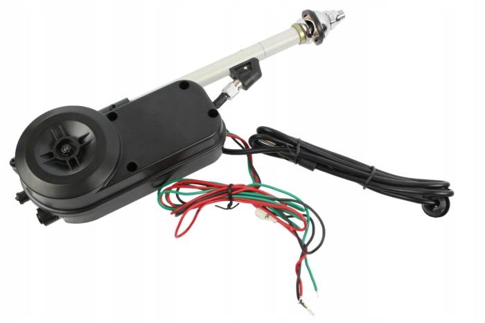 С автоматической антенной слушать музыку будет гораздо удобнее. /Фото: 5.allegroimg.com