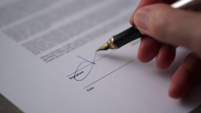 В будущем подписывать документы не понадобится. /Фото: willoughbyliving.com.au