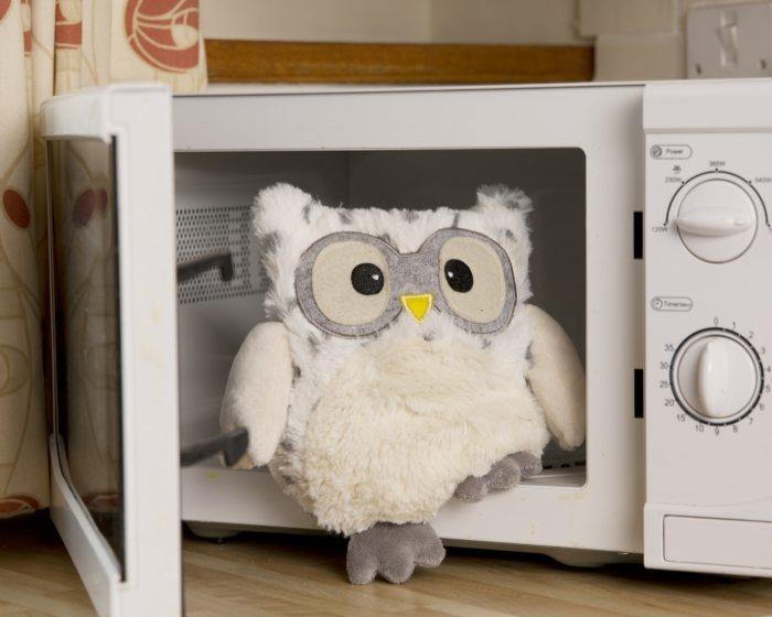 Чтобы согреться в холодное время года или часы одиночества, нужно просто подогреть игрушку в микроволновке. /Фото: cdn11.bigcommerce.com