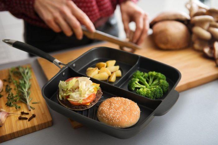 А вам слабо приготовить 5 блюд одновременно? /Фото: i.pinimg.com