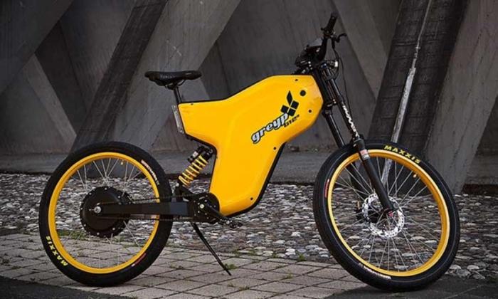 Greyp G 12S – «коллега» спорткаров в мире велосипедов. /Фото: thedubrovniktimes.com