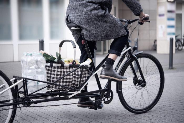 Складной велосипед Сonvercycle. /Фото: images.squarespace-cdn.com