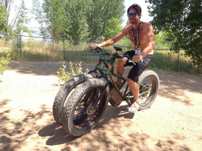Велосипед, который действительно впечатляет. /Фото: s3.amazonaws.com
